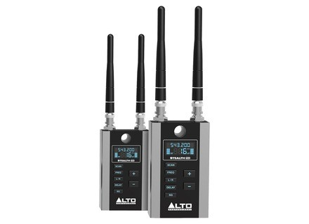 Alto Professional Stealth wireless Pro Expander Pack