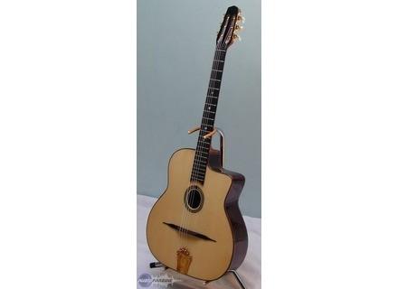 Alves De Puga (luthier) Guitare Manouche