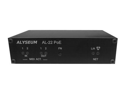 Alyseum AL-22 PoE