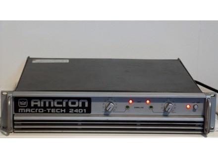 Amcron Macro-Tech 2401