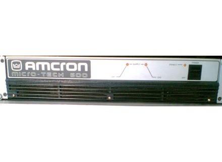 Amcron Micro-Tech 600