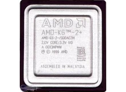 AMD K6-2 500