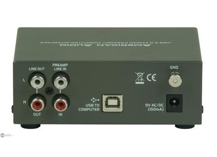 American Audio Audio Genie Pro