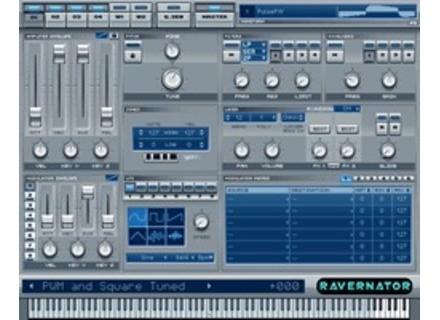 Ametrine Audio Ravernator