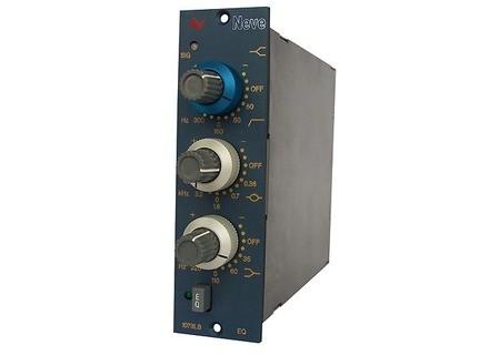 AMS-Neve 1073LBEQ Mono EQ module
