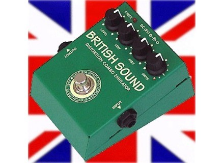 Amt Electronics British Sound
