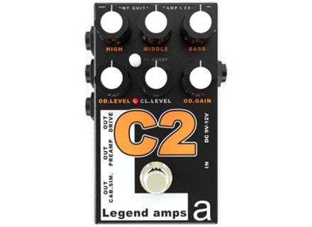 Amt Electronics Legend Amps 2
