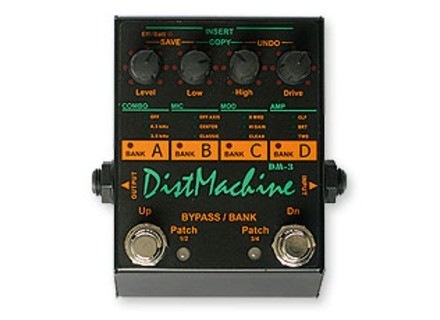 Amt Electronics DM-3 Distortion Machine