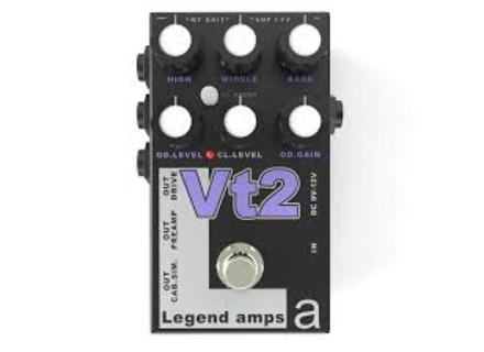 Amt Electronics VT2 VHT