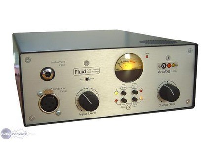 Analog-Lab Fluid Tube Preamp