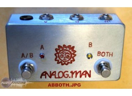 Analog Man A/B/BOTH BOX
