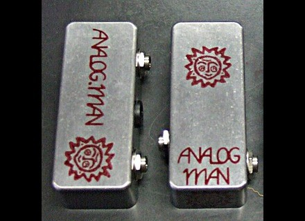 Analog Man Buffer