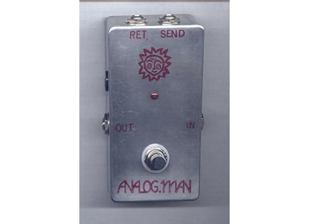 Analog Man Bypass Loop