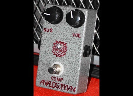 Analog Man Compressor 2 Knob