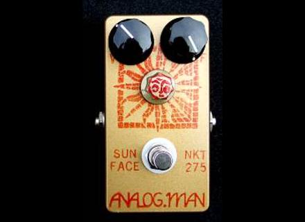 Analog Man SunFace 2SB175