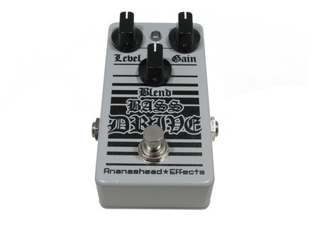 Ananashead Effects Blend Bass Drive