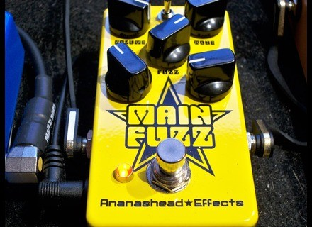 Ananashead Effects Main Fuzz