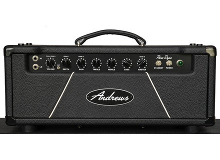 Andrews Amplification PD-50 Head