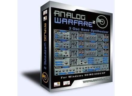 Angular Momentum Warfare 2 [Freeware]