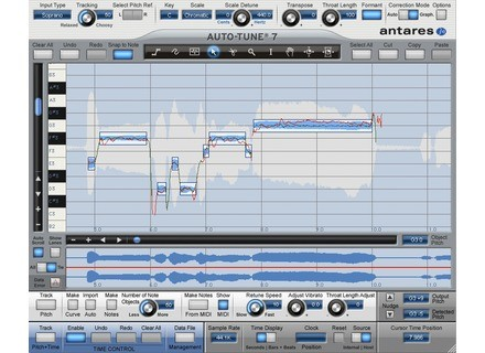 Antares Audio Technology Auto-Tune 7