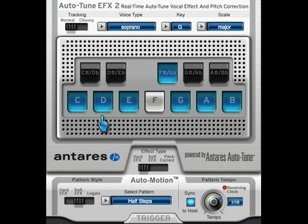 Antares Audio Technology Auto-Tune