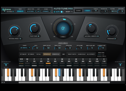 Antares Audio Technology Auto-Tune Pro