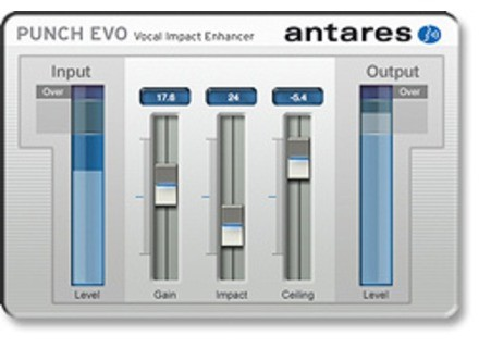 Antares Audio Technology Avox Punch Evo