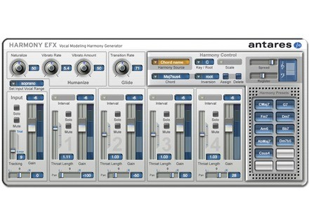 Antares Audio Technology Harmony EFX
