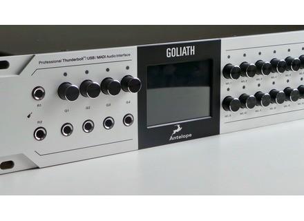 Antelope Audio Goliath