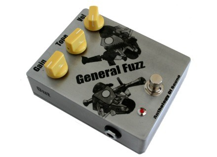 Anthology of Sound General Fuzz