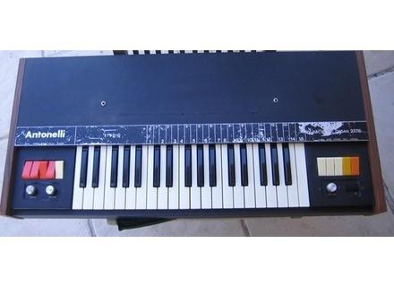 Antonelli Electric Organ 2376