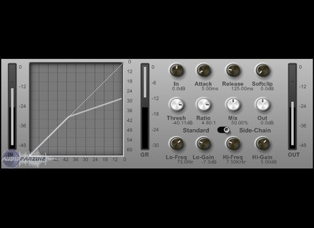 Antress Modern TRS Side-Chain Compressor [Freeware]