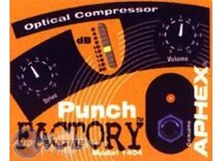 Aphex 1404 punch factory