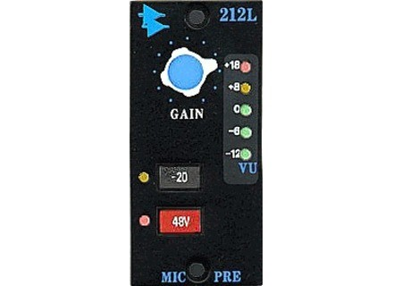API Audio 212L