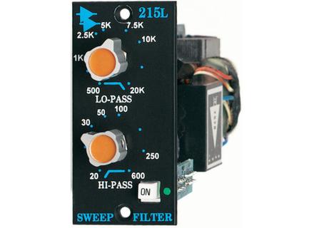 API Audio 215L
