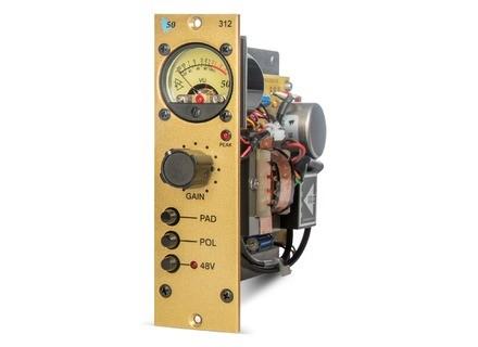 API Audio 312 50th Anniversary Edition