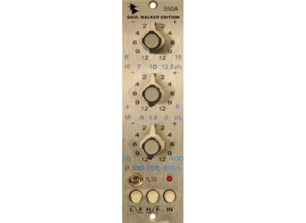 API Audio 550A Saul Walker Edition