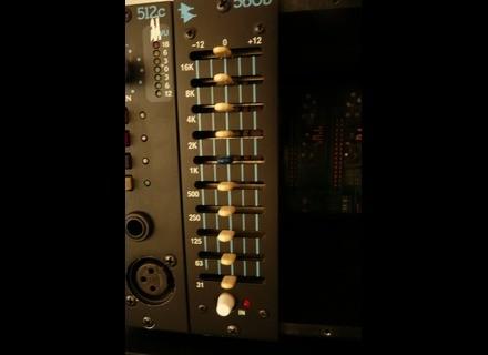 API Audio 560b