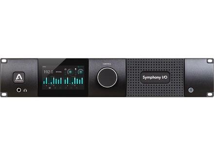 Apogee Symphony I/O Mk II HD