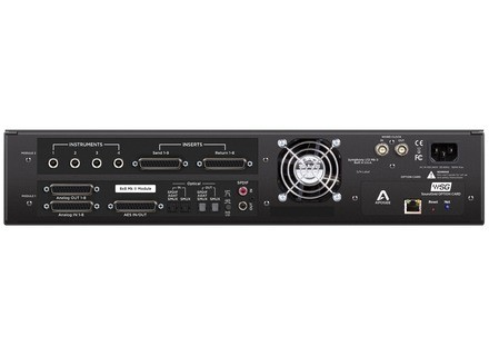 Apogee Symphony I/O Mk II SoundGrid 8×8+8MP