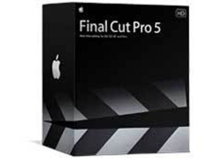 Apple Final Cut Pro 5