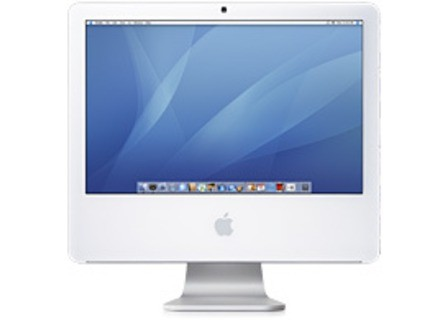 Apple I mac Intel Core 2 duo 2.16 GHz + 20""