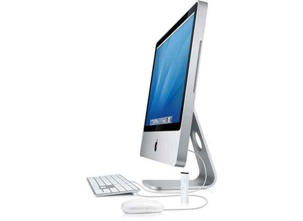 """Apple iMac 2,4 Ghz 24"""""""