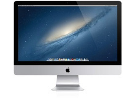 Apple iMac 27 inches 2012