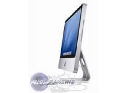 "Apple iMac Intel Core 2 Duo 24"" 2,8 Ghz"