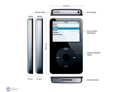 Apple iPod 30 Go