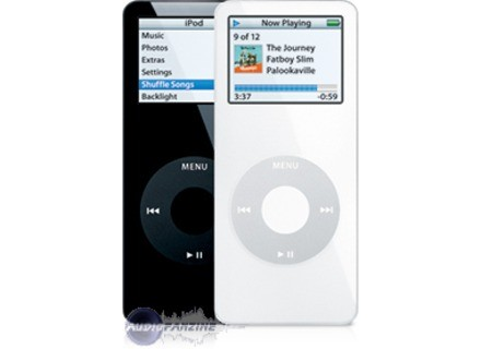 Apple iPod nNno 1 Go