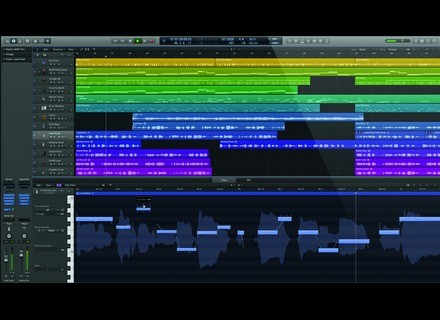 Apple releases Logic Pro X's v10 2 1 - Audiofanzine