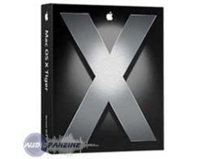 Apple Mac OS X Tiger