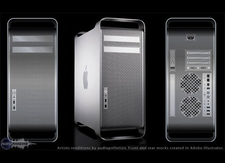 Apple Mac Pro Quad Xeon 64 Bits